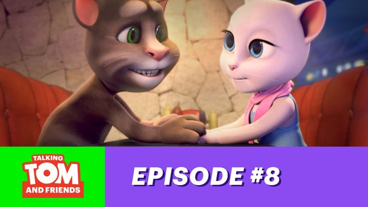 Talking Tom and Friends ep.8 - Strategic Hot Mess xo, Talking Angela #TalkingAngela #TalkingTom #MyTalkingAngela #LittleKitties #TalkingFriends