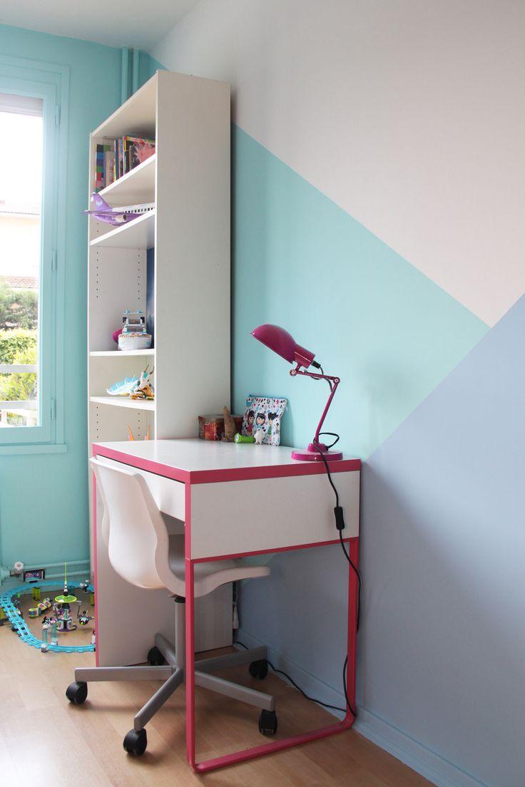 les 25 meilleures id es de la cat gorie peinture chambre enfant sur pinterest peinture chambre. Black Bedroom Furniture Sets. Home Design Ideas
