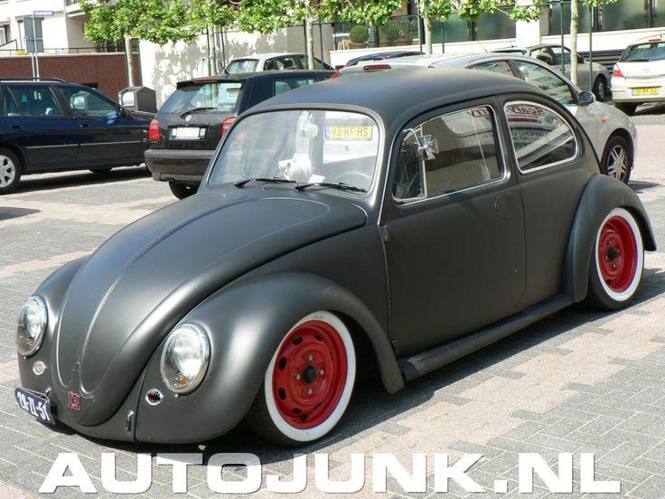 rat rod volkswagen | Foto: Volkswagen Beetle Hot Rod style