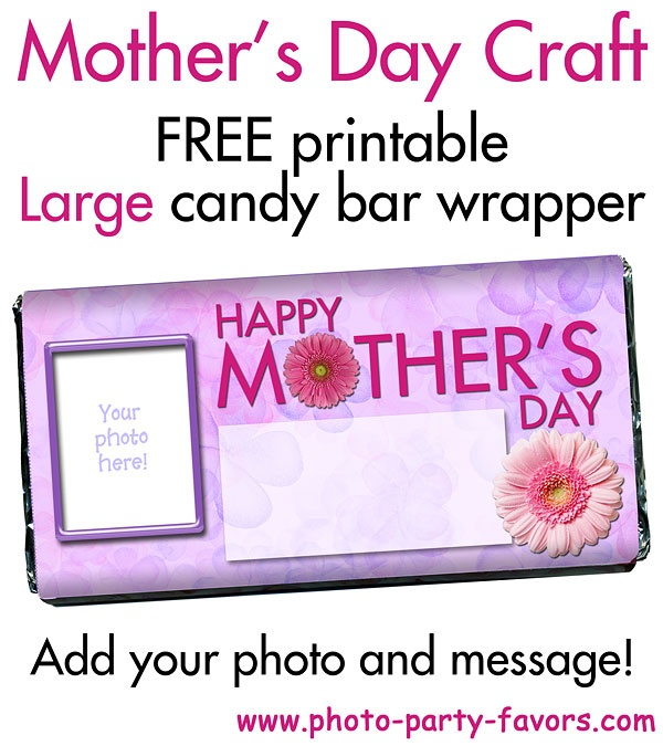 8 best images about mothers day gift congregation on pinterest the ribbon other and church for Diy candy bar wrapper