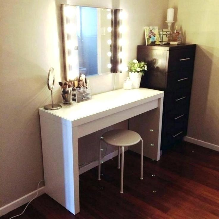 architecture vanity set with lights for bedroom drawers