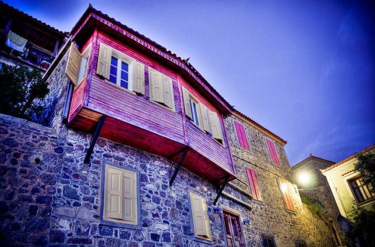 Molyvos, Lesvos, Greece by Can Gurel on 500px