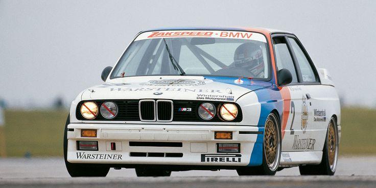 DTM History | 1987 season | DTM.com // In 1987 the Belgian Eric van de Poele took the champion's title in his BMW M3.