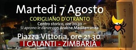 domani parte il #festival La Notte della Taranta.