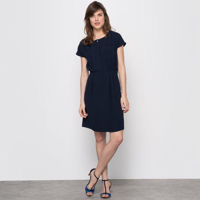 Image Sukienka z krótkim rękawem - LAURA CLEMENT LAURA CLEMENT