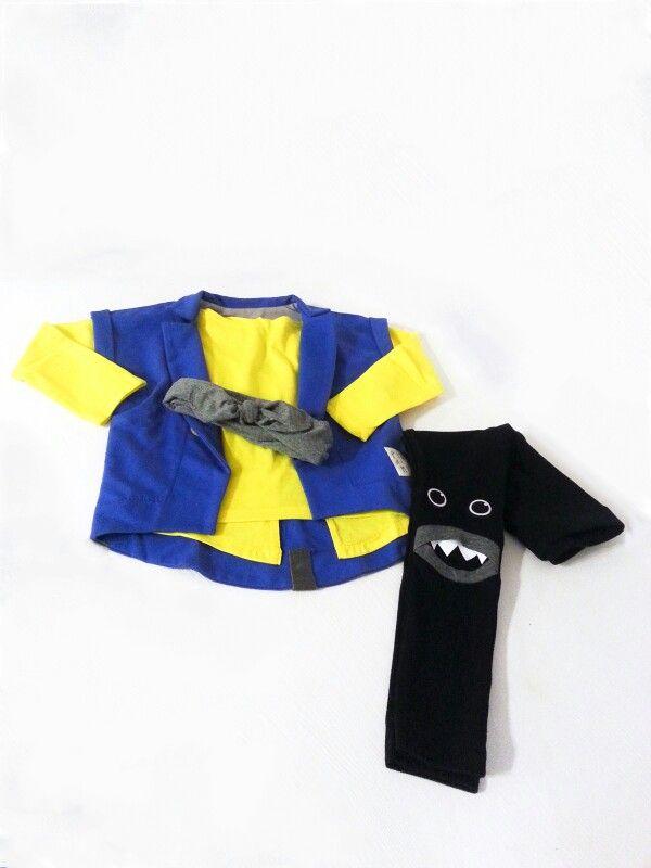 Na dzisiejszy ponury dzień proponujemy trochę kolorów :)  Kamizelka od @piudime, żółty longsleeve oraz melanżowa opaska ns głowę od @lamamalove i do tego czarne legginsy z paszczami na kolanach od @zombiedash.  Zapraszamy na zakupy! :)  #malystyl #piudime #lamama #zombiedash #outfit #outfitoftheday #kidsstore #kids #madeinpoland #polishdesigners #special #clothes #dzieci #modnedziecko #butik #cracow #maluchy #instaclothes #instaphoto #goodchoice #poland #krakow