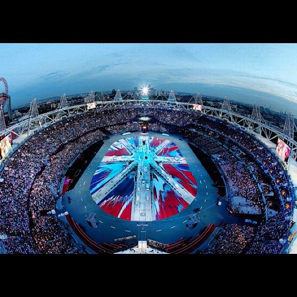#London2012: Spectacular end to a spectacular event.