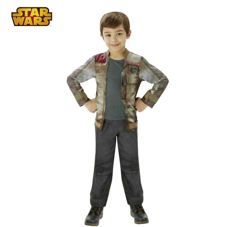 Déguisement Finn Stormtrooper Deluxe - Star Wars® #déguisementsenfants #costumespetitsenfants #nouveauté2015