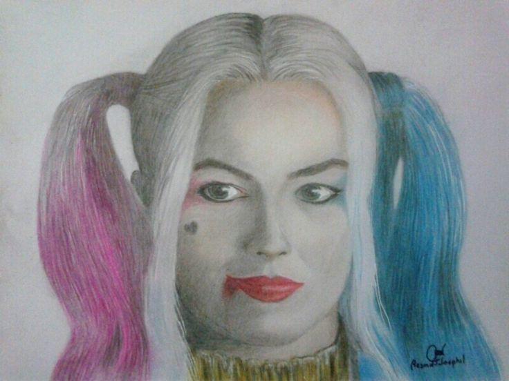 Art by: Joephil Resma http://joephilresma.deviantart.com/ https://en.wikipedia.org/wiki/Harley_Quinn