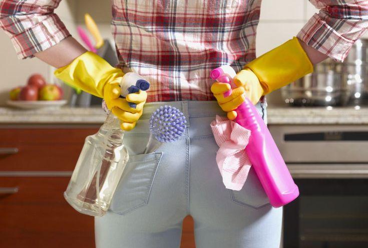 Тест: Насколько вы помешаны на чистоте?