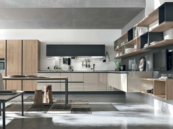 10 best stosa krasnodar images on pinterest contemporary unit kitchens modern kitchen design. Black Bedroom Furniture Sets. Home Design Ideas