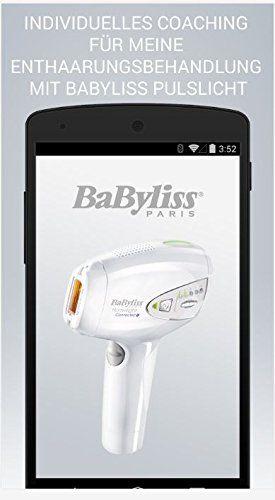 Babyliss G940E Homelight Connected Epilatore Portatile a Luce Pulsata, Tecnologia HPL, Autonomia 130.000 Flash Interattivo, Coaching Personalizzato, Reminder del Trattamento