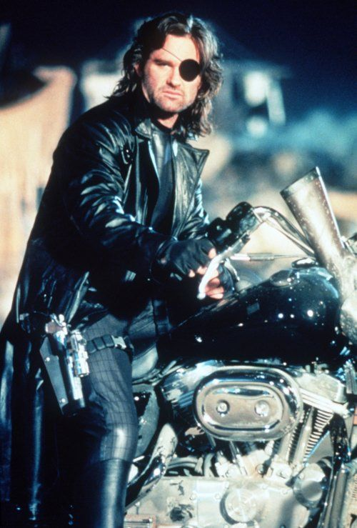 Kurt Russell as Snake Plissken // Escape From Leather // « Fashette