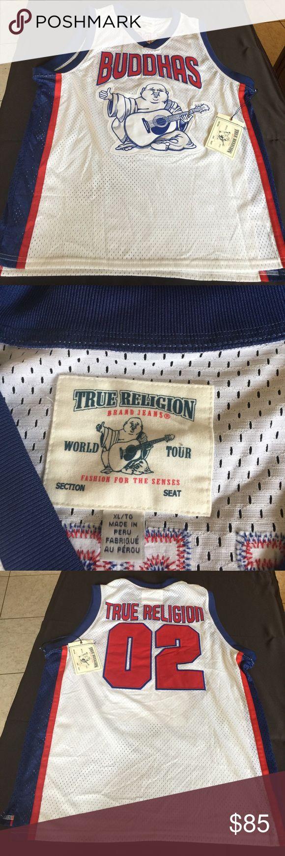 TRUE RELIGION ORIGINAL Size XL New Size XL Reasonable offers welcome True Religion Shirts