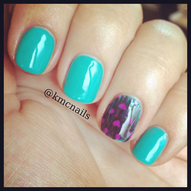 The 7 Best Jessica Nails Greens Images On Pinterest Green