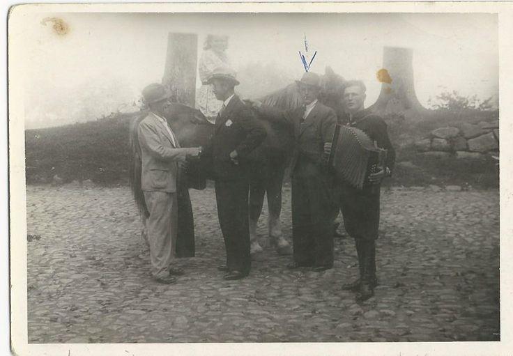 Dziadek i Babcia w czasie okupacji #Engelbert #Renk #search #grandfather #Zdzislawa #Kulis