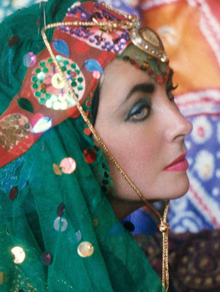 Firooz Zahedi's My Elizabeth is a chronicle of the star's jet-set-era exploits.