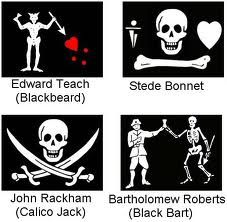 Types of Pirate Flags