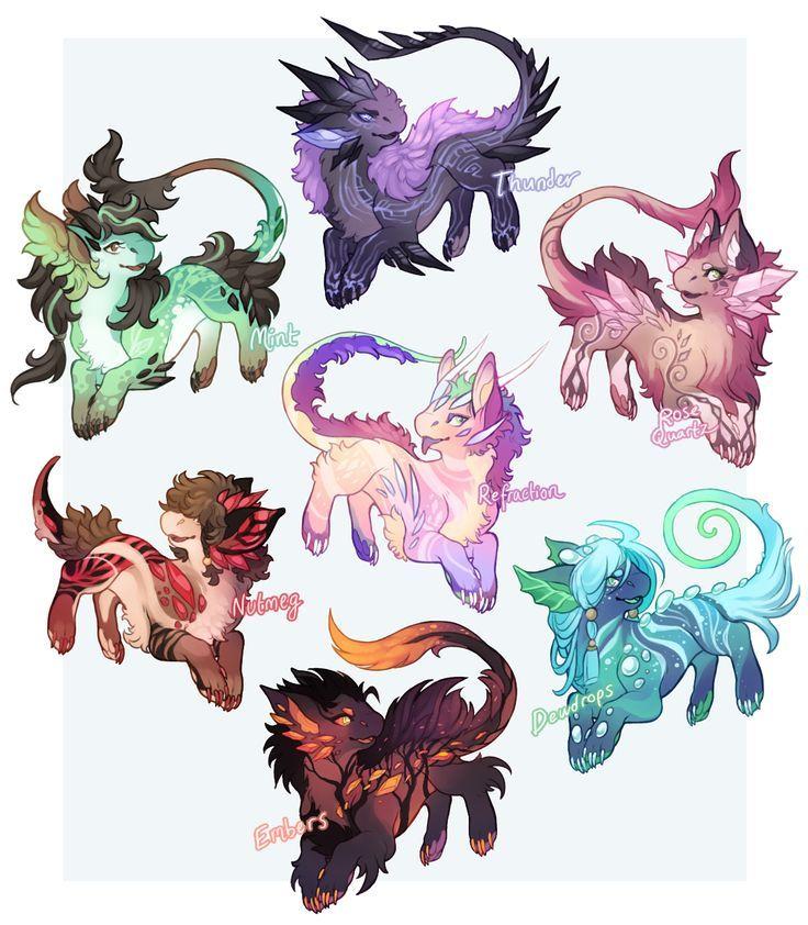 Image result for fantasy creatures | Cute fantasy ... - photo#37