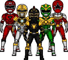 Power Rangers Legends: Tommy Oliver by Joker960317.deviantart.com on @DeviantArt