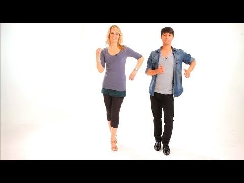 ▶ 4 Basic Elements of Cha-Cha | Cha-Cha Dance - YouTube