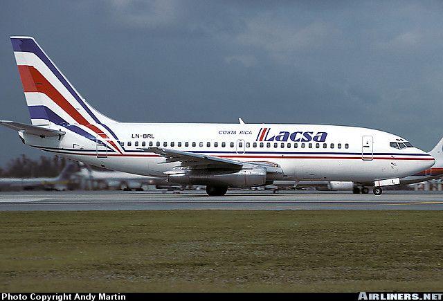 LACSA B737-200