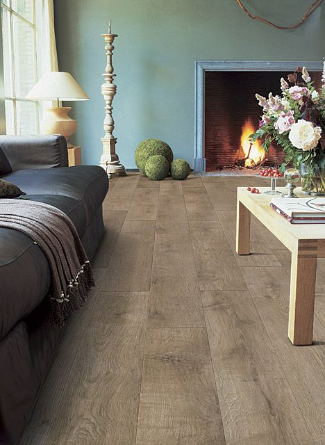 If you like rustic charm then you're sure to love the Quickstep Perspective old oak matt oiled laminate flooring from Flooringsupplies.co.uk. Each wide plank is made from the highest quality materials and when installed you will see your room instantly become more interesting. The natural characteristics of the grain make this flooring idyllic. Get free underlay (see offers tab for details) and full manufacturer warranty cover on the Quickstep Perspective old oak matt oiled laminate…