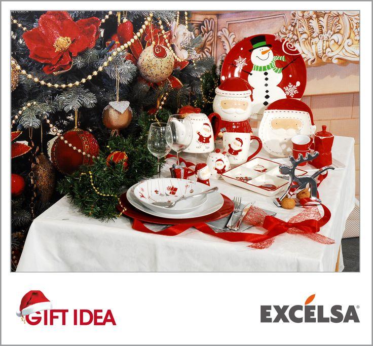 #GIFT #IDEA! #Dinner #set/ Set #piatti - #Excelsa  #Original #price: 82.41€ #Outlet price: 57.69€ #Promotional #price: 46.15€ #Schiaccianoci / #Nutcracker   Original price: 44.48€ Outlet price: 31.13€ Promo price: 24.90€ #Coffee #cups/#Tazzine da #caffè   Original price: 29,51€ Outlet price: 20.65€ Promo price: 16.53€ #Cookies #bowl / #Biscottiera Original price: 35.62€ Outlet price: 24.94€ Promo price: 19.95€ #Available at #Excélsa - store number 16. http://bit.ly/1nL8BPo
