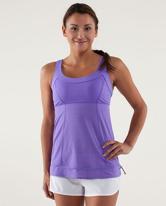 RUN:Ta Ta Toppe-not quite Cinderella blue, but I love this top