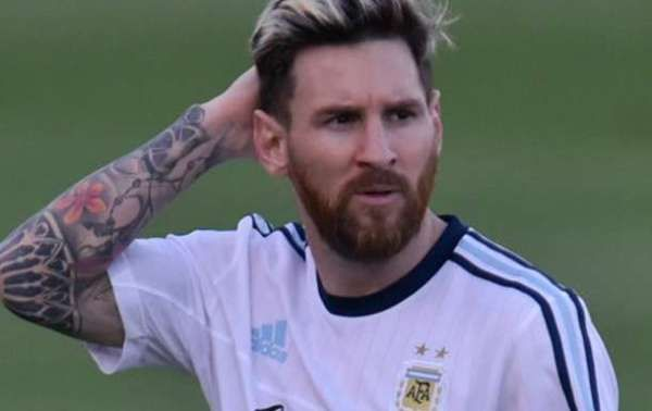 Top 7 Superstar Footballer Messi Tattoo Designs #sports #messi #football #tattoos