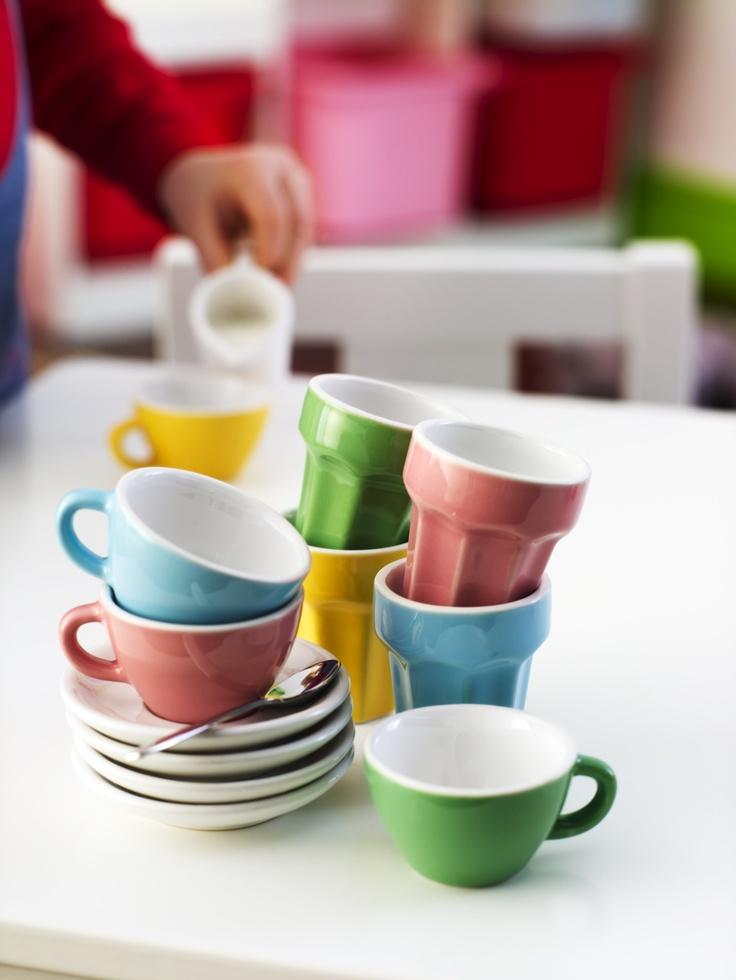 112 best images about play food on pinterest felt cake play shop and toys - Duktig tea set ...