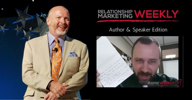 In this Edition of Relationship Marketing Weekly, Relationship Marketing Expert Kody Bateman interviews Best Selling Author & international speaker Tony Rubleski.  Tony discusses how to use a layered approach to get attention and share how to quickly connect with anyone you meet. Tony will also discuss the importance of setting yourself apart, and always be …