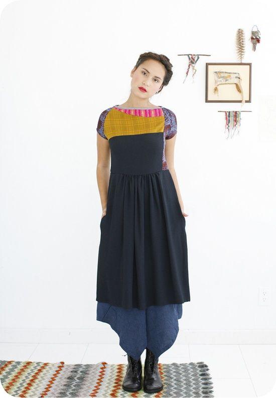 3 dec 12 [Mona Dress, Specks and Keepings]