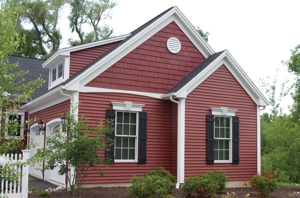 26 Best House Colors Images On Pinterest Red Houses