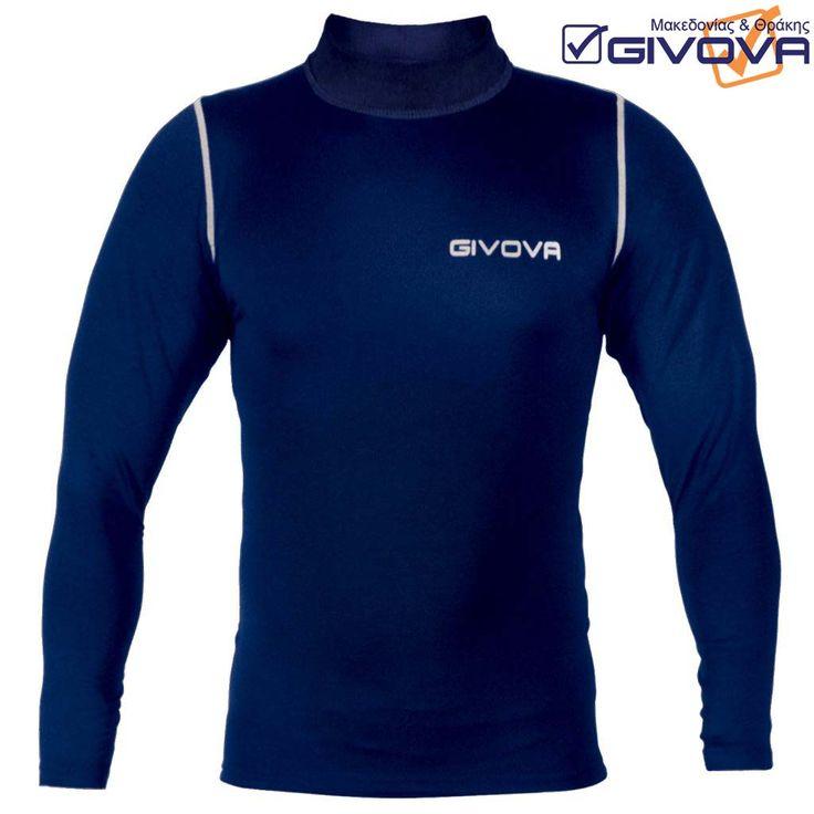 Corpus 3 Lupetto Μακρυμάνικο εσώρουχο-μπλουζάκι που καλύπτει και το λαιμό, από συνθετικές ελαστικές ίνες και πολυεστέρα με τυπωμένο λογότυπο, ανάλογο της απαιτούμενης ελαστικότητας. Εξασφαλίζεται η καλύτερη δυνατή ελαστικότητα και η ελευθερία κίνησης.