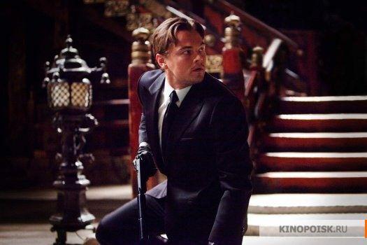 "Леонардо ДиКаприо, ""Начало"" / Leonardo DiCaprio, ""Inception"" (реж. Кристофер Нолан, США, Великобритания, 2010) #начало #нолан #леонардодикаприо #фильм"
