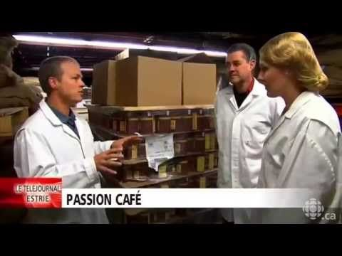 ▶ La Passion Café - YouTube #Reportage #Café #Coffee #French #TelevisionReport #Radio-Canada