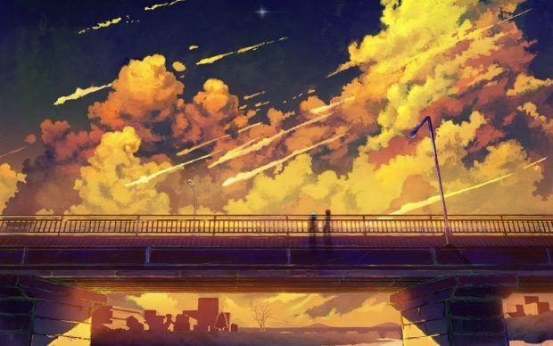 Anime Scenery High Quality Anime Scenery Wallpaper Anime Scenery Scenery Wallpaper