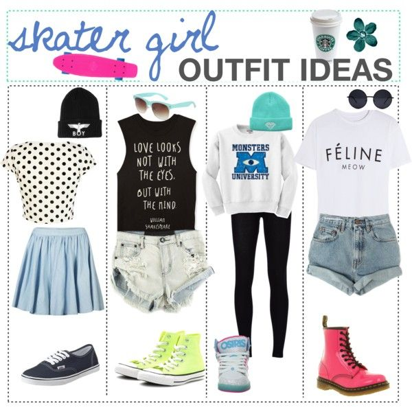 25+ best ideas about Skater outfits on Pinterest | Skater ...