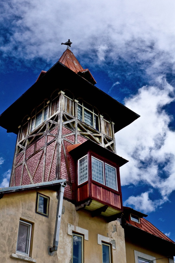 House in Predeal, Romania