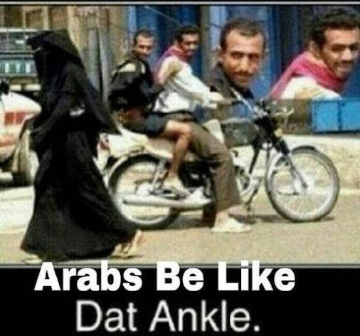 Dat Ankle!