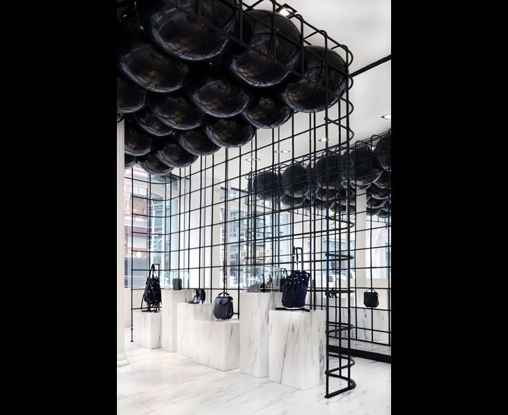 Alexander Wang Installation