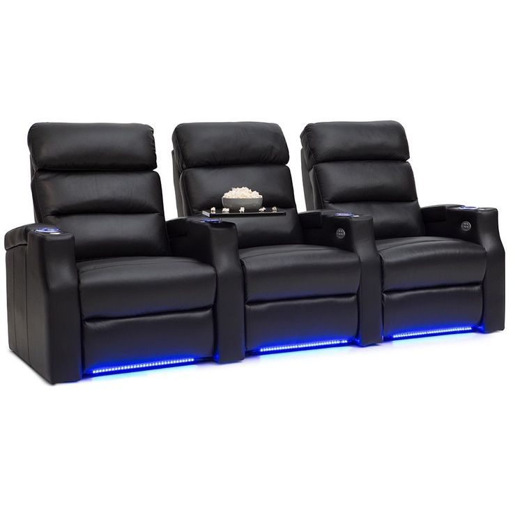Barcalounger Matrix Home Theater Seating Chairs Power Recliner