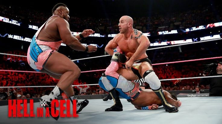 Hell in a Cell (2016) -The New Day vs  Cesaro & Sheamus Full match watch more: https://youtu.be/skcYskY0a5M  If You Like My Video Then Click on Thumbs Up and Share My Video If You DisLike My Video Then Click on Thumbs Down   I Do Not Own Any Thing In This Video All Rights Belong To WWE..  Please like comment and subscribe for more! Thank you!!!    More ACTION on WWE NETWORK : http://wwenetwork.com   our website:   http://ift.tt/2dN0hVl facebook Page:  http://ift.tt/2eHGy70 Flow us twitter…