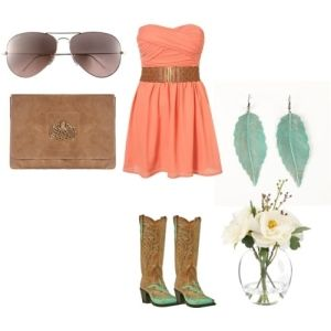 Cute Outfits - Country Girl by Teresa.skaggs