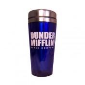 The Office Dunder Mifflin Blue Tumbler. #TheOffice
