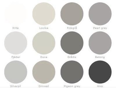 I love a good warm grey palette!!
