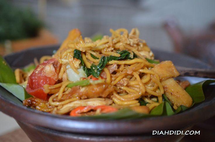 Diah Didi's Kitchen: Mie Jowo Pedas