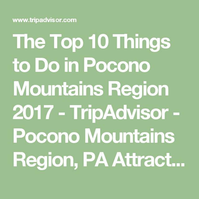 The Top 10 Things To Do In Frankfurt 2017 Tripadvisor: 17 Best Ideas About Pocono Mountains On Pinterest