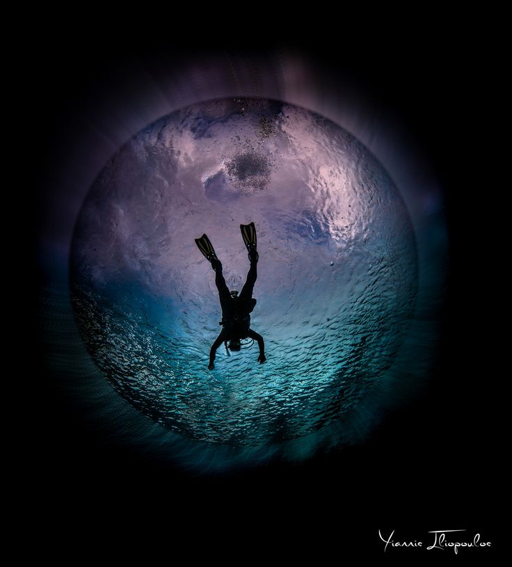 Water planet | Underwater Photography Yiannis Iliopoulos -- Athos Scuba Diving Center